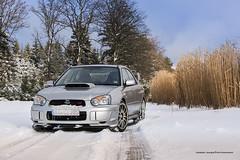 Subaru WRX STI (Jonesy Jones Photography) Tags: snow rally evolution subaru wrx sti lancer mitsubishi scooby mcrae drift ej20 blobeye jonesyjonesphotography