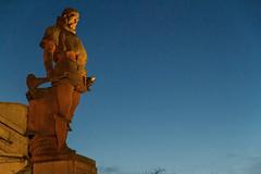 vasco da gama (perspepic) Tags: bridge sculpture germany deutschland hamburg statues hafen hafencity 2016 freihafen