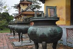 Hue imperial city (Hue, Vietnam 2015)