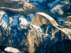 Half Dome Aerial (jetguy1) Tags: california nationalpark aerial yosemite halfdome yosemitenationalpark