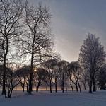 Joensuu in winter
