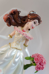 _DSC6689 (Kees Peters) Tags: wedding beauty photography force dress disney figure belle beast bridal figurine couture