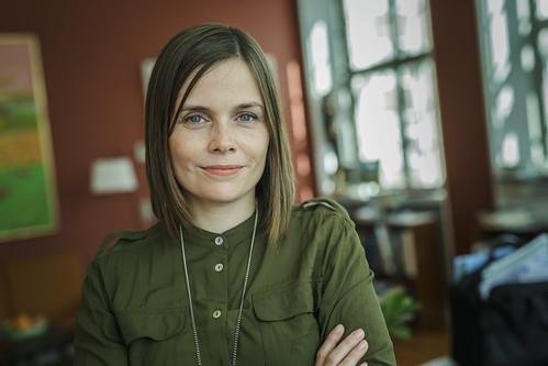 Katrn Jakobsdttir, From FlickrPhotos