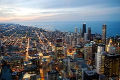 Chicago Sky View
