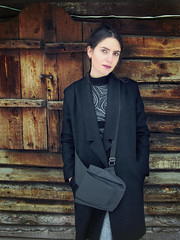 #KIm (roza.vardanyan) Tags: street blue winter black cold colors girl beautiful face fashion photo cool nice friend kim sweet style armenia swag oldfashioned armenian