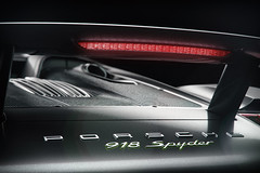Porsche 918 Spoiler (RedStarGraphics) Tags: studio nikon exotic german porsche million import softbox supercar sportscar strobe 918 profoto hypercar
