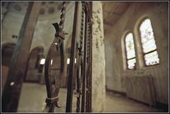 30 Jan 16 04 (derekwatt) Tags: film church 35mm nikon exploring urbanexploration c41 portra400 unicolor
