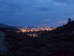 DSCN2606 (Alejandra Fajardo) Tags: night landscape la paisaje queretaro reserva nocturno