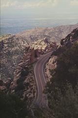 NAPA - M.LEMMON (Rafael Bojorquez Pacheco) Tags: road trip viaje arizona usa mountain nature forest us lemon camino carretera mount bosque montaa