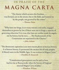an essay on magna carta and udhr Medieval charters of liberty such as the english magna carta were not charters of human rights the universal declaration of human rights (udhr.