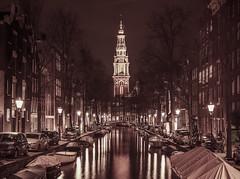 Zuiderkerk Amsterdam (edleegwater) Tags: church amsterdam canals kerk grachten zuiderkerk