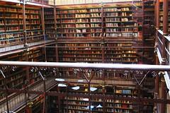 Grootste Kunsthistorische bibliotheek van Nederland 1881     Explore 20160222 (Olga and Peter) Tags: amsterdam library nederland thenetherlands bibliotheek rijksmuseum fimg14752