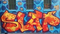 Slap... (colourourcity) Tags: streetart graffiti awesome melbourne slap burncity colourourcity colourorucitymelbourne