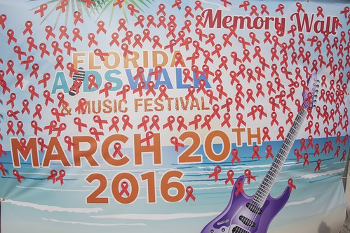 AHF's 11th Annual Florida AIDS Walk & Music Festival with Recording Superstar Flo Rida
