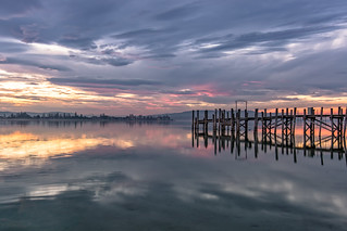 Sunset at Lake Constance Vol.2 - Explored -