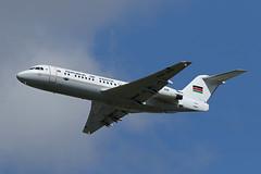 Republic of Kenya   Fokker 70   KAF308 (Globespotter) Tags: republic kenya 70 fokker parisorly kaf308