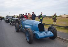DSC_0408 (Vintage Highlands) Tags: bluebird campbell ainsdale motorracing 1927 landspeedrecord malcolmcampbell southportfestivalofspeed campbellnapier