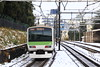 IMG_8878 (justia1006) Tags: japan canon tokyo 日本 東京 6d 火車 山手線 70200f4 小小白is