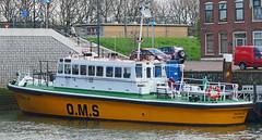 offshore omc zeezwaluw crewtender simacharters offshoremarineservices