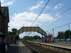 SC6-211 - Uddingston railway station footbridge (Droigheann) Tags: udd