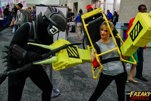 """Wondercon_2016 - 235 • <a style=""""font-size:0.8em;"""" href=""""http://www.flickr.com/photos/118682276@N08/25892397010/"""" target=""""_blank"""">View on Flickr</a>"""