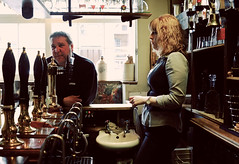Early Doors (Christopher Preece) Tags: england beer bar pub wine drink grapes leominster