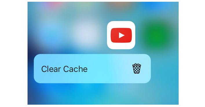 iOS 9 អាចសម្អាត Cache ដែលស៊ីទំហំមេម៉ូរីបានហើយ ជាមួយនឹង Tweak នេះ!