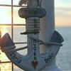 Anchor (Photos of Hull) Tags: sea sunrise memorial anchor hull trawler humber