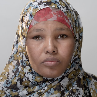 Refugee portrait #15
