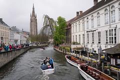 Bruges (Francesco Cavaleri) Tags: travel panorama river landscape nikon europe fuji belgium weekend brugge visit bruges belgio canali d610 fiumi xe2