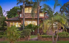 50 Johnston Crescent, Lane Cove NSW