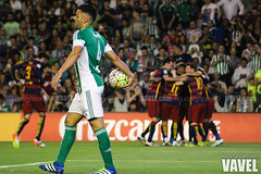 Betis - Barcelona 079 (VAVEL Espaa (www.vavel.com)) Tags: fotos bara rbb fcb betis 2016 fotogaleria vavel futbolclubbarcelona primeradivision realbetisbalompie ligabbva betisvavel barcelonavavel fotosvavel juanignaciolechuga