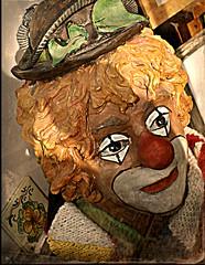 The Colors Clown (serafini marisa) Tags: colors milano clown vetrina colori pagliaccio