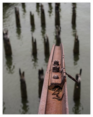 Air Spike (Pro-Zak) Tags: abandoned industry pier newjersey waterfront prozak rail pilings urbex arthurkill coaldumper timothyvogel