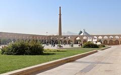 Kohneh Square, Isfahan, Iran (susiefleckney) Tags: iran isfahan oldsquare kohnehsquare