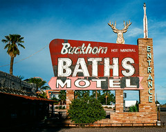 Buckhorn Baths (LXG_Photos) Tags: arizona abandoned mesa eos3 ektar100 budkhornbaths