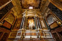 St. Theresa in Ecstasy, Bernini (Context Travel) Tags: rome art church architecture baroque bernini scultpure santamariadellavittoria sttheresainecstasy
