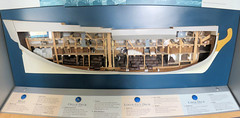 82 | HMS Dragon (74)  cross-section model  NMRN  Portsmouth (panorama) (Mark & Naomi Iliff) Tags: panorama model sailing ship dragon portsmouth warship crosssection hms dockyard 2decker portsmouthhistoricdockyard 1760 shipoftheline thirdrate nationalmuseumoftheroyalnavy nmrn