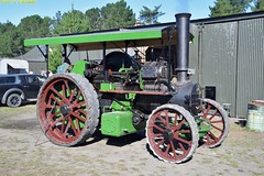 TE_AveilingPorter_7484_2_McLeansIsland_9April2016 (nzsteam) Tags: price train island traction engine railway scene steam engines locomotive boiler boilers mcleans sawmilling