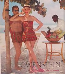 Catalina 1956 (moogirl2) Tags: catalina retro vogue 50s 1956 vintageads vintageswimmer vintagefashions 50sfashions