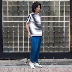 April 24, 2016 at 12:37PM (audience_jp) Tags: fashion japan shop tokyo audience snap  madeinjapan kouenji  coordinate    ootd nowavailable         audienceshop aud3332 upscapeaudience bsq aud1776
