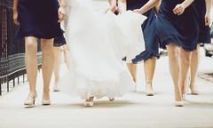 Baltimore Wedding Photographer | the bride walks (Baltimore Wedding Photographer) Tags: wedding feet photography toes baltimore heels pedicure federalhill ligthouse johnheredia pier5 sevenfootknoll baltimorebride bestinbaltimore