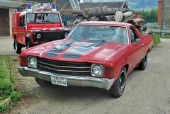 Chevrolet, El Camino (tats-Unis) (Cletus Awreetus) Tags: usa chevrolet automobile pickup voiture collection elcamino coup generalmotors tatsunis voituredecollection voitureancienne