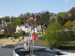 Oevelgnne (eckbert.sachse) Tags: museum river deutschland spring ship harbour hamburg april schiff elbe frhling hansestadt velgnne 2016 oevelgnne museumshafen flus hansatown
