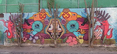 Lelo art (BE'N 59) Tags: en streetart blanco sanmigueldeallende mexique muros