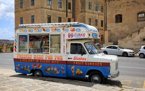 Ford Transit, Valletta Malta 10 april 2016