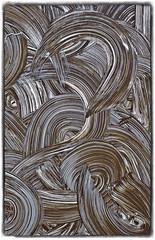 BNF_05 (eric.grivillers) Tags: bw art bibliothquenationaledefrance tonality miguelbarcelo peinturesurverre fujifilmx30