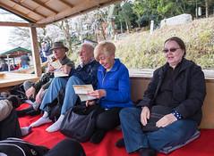 Boat to Senkoji Temple (pennykaplan) Tags: leena