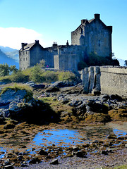 77 Eilean Donan P1160747mods (Andrew Wright2009) Tags: uk vacation holiday castle scotland highlands britain scenic scottish eilean donan