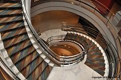 Spiral (Trish Mayo) Tags: stairs spiral staircase spiralstaircase rubinmuseum thebestofday gnneniyisi